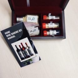 VINOPHILE: A wine Kit that let's you make premium wine at home!